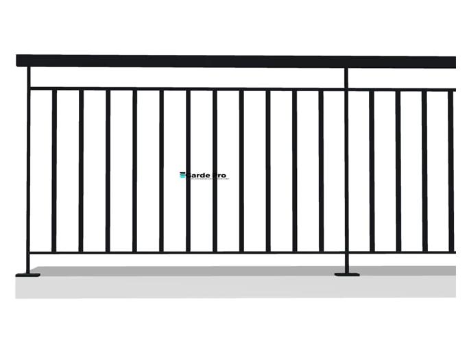Garde-corps terrasse